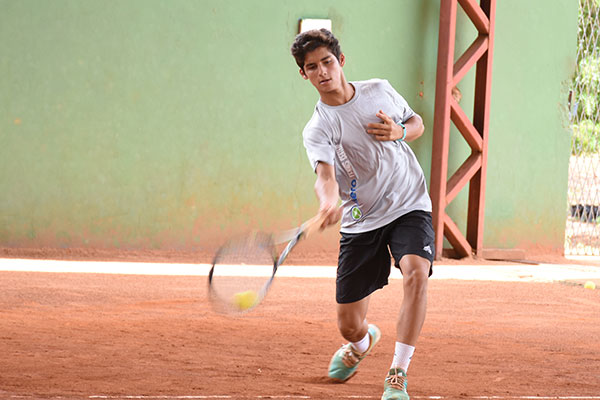 Breno Marques optou por treinar em Natal depois de conhecer João Felipe Araújo em treinamentos no sudeste do país