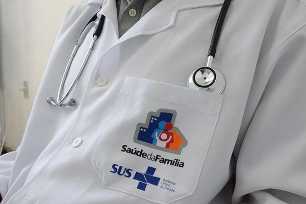 Das 139 vagas do Mais Médicos no RN, 115 foram ocupadas e 20 podem ser preenchidas até hoje