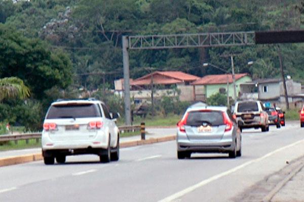Na estrada, seja prudente e disciplinado. Respeite as leis de trânsito no quesito velocidade