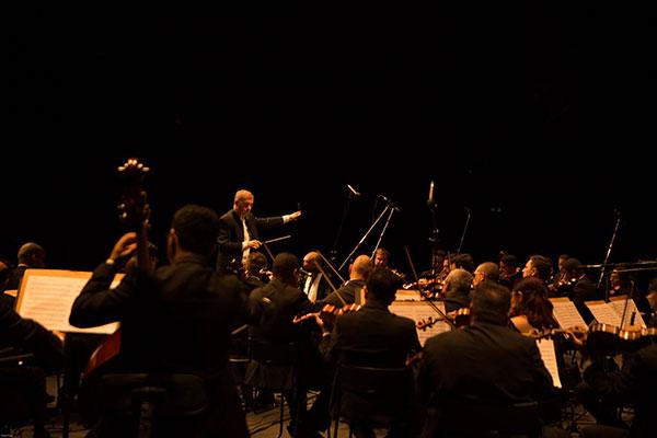 Orquestra Sinfônica aproximou o público da música clássica através de espetáculos subsidiados