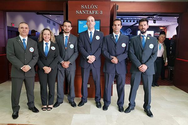 Delegação brasileira de árbitros composta apenas por homens, com exceção da potiguar Elys Costa