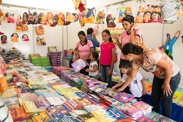 Feira de Livros e Quadrinhos (Fliq) se destacou entre os eventos