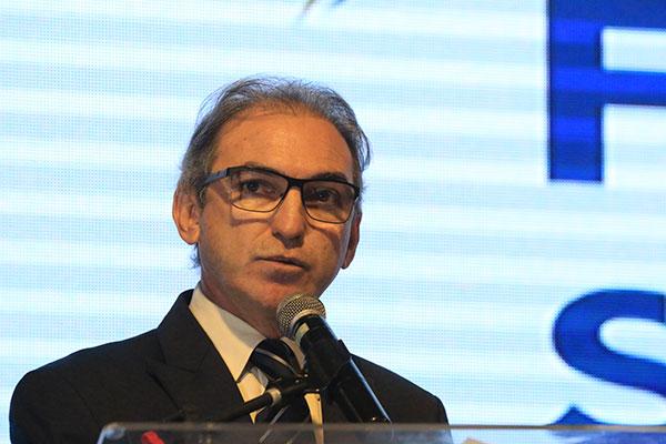 Marcelo Queiroz é presidente da Fecomércio/RN