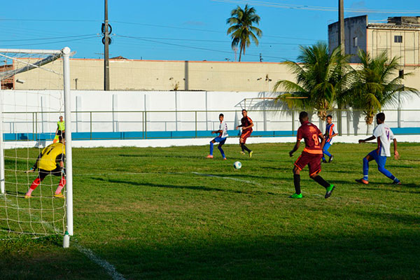 O futebol dos bairros teve destaque entre as competições organizadas e 1582 atletas em campo