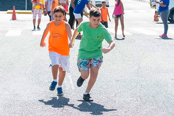 Entre as competições do calendário esportivo de Natal os Jogos Paradesportivos ganham destaque