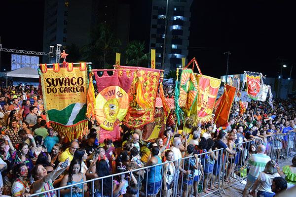 Eleito o bloco do ano, Suvaco do Careca já tem projeto garantido