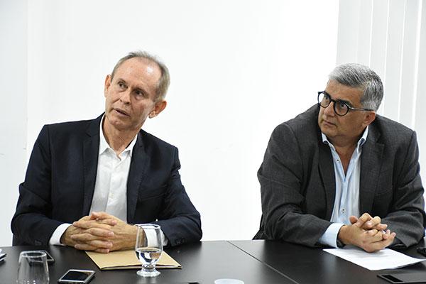 Em coletiva, o Procurador Geral do Município, Carlos Castim , explicou que o método de cálculo anterior estava defasado