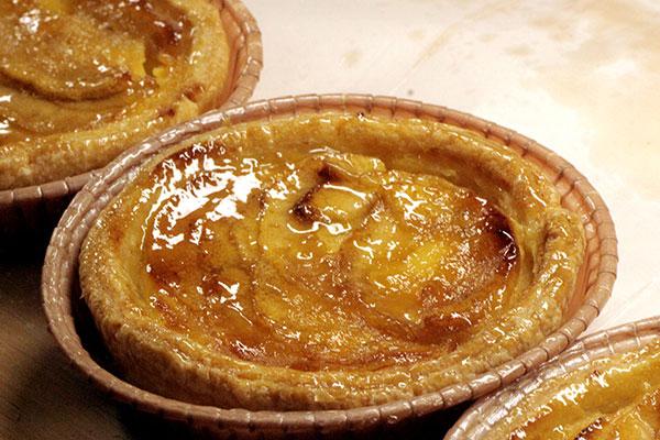 """Confeitaria dá o toque ainda mais saboroso, como nesta """"Apple Pie"""" à moda espanhola"""