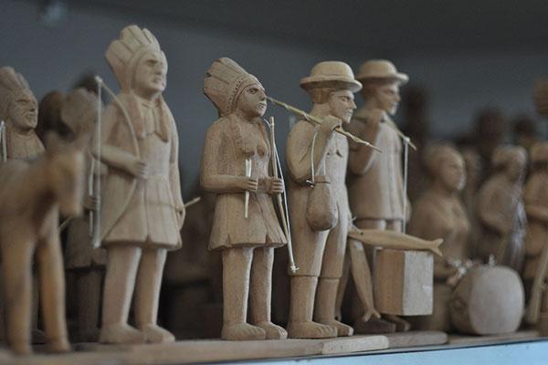 Dirigida pelo padre Jocimar Dantas, a Galeria de Arte Antiga e Contemporânea é um ponto de destaque para natalenses e visitantes no Centro de Turismo