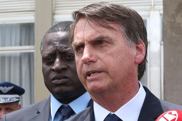 Jair Bolsonaro informou que a caixa-preta de vários órgãos federais foi aberta
