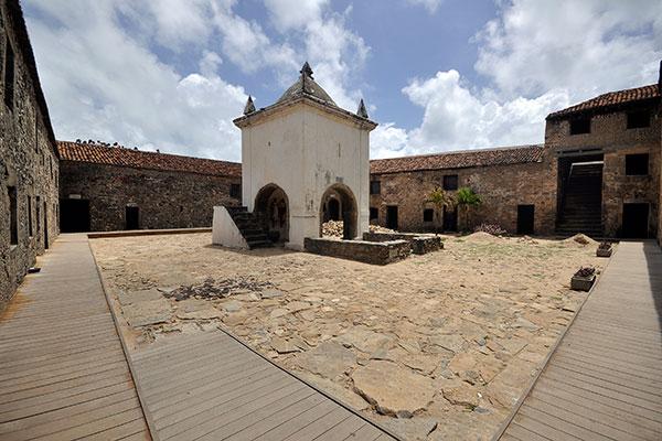 Em conjunto com a construtora, equipe da Fundação José Augusto vai liberar acesso ao forte a partir da próxima semana, com roteiro mais curto e seguro para visitantes