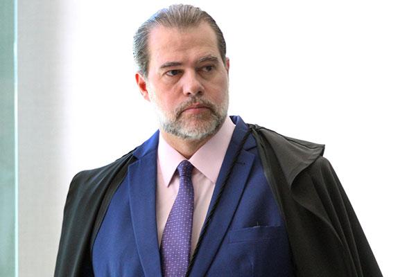 Dias Toffoli afirma que regimento interno define voto fechado