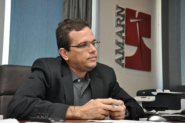 Fábio Ataíde, juiz corregedor do Tribunal de Justiça, com atuação no sistema prisional