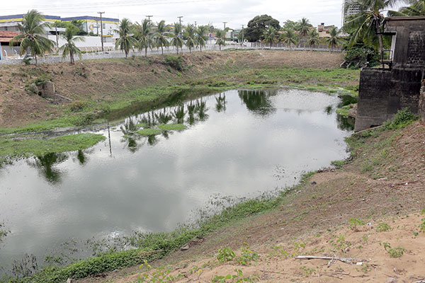 Moradores dizem que não houve alagamento na Lagoa do Preá. Mosquitos são problema
