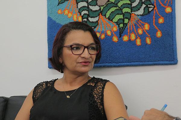 """Liane Ataliba: """"o sorteio torna a distribuição das vagas mais democrática e justa"""""""
