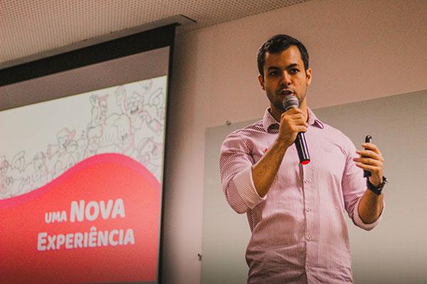 Breno Fontes, CEO da Outgo, destaca a ampliação de serviços da startup potiguar