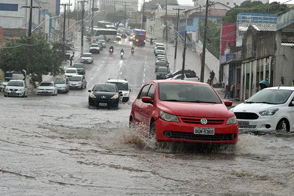 Em 2019, 71 municípios tiveram chuvas entre na média e acima da média no RN