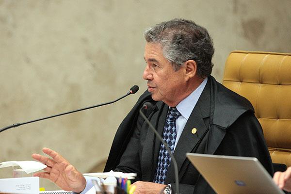 Ministro Marco Aurélio de Mello destaca que a lei vale para todos, indistintamente