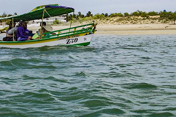 Série aporta em um dos refúgios mais belos do litoral potiguar