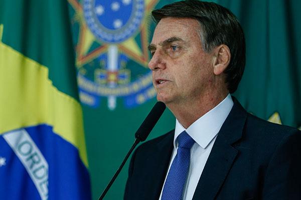 Jair Bolsonaro diz não haver decisão sobre candidatura