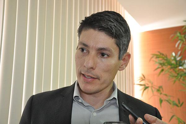 Augusto Vaz, presidente da CDL Natal