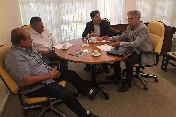 Semarh garantiu ontem, em reunião, que haverá recursos para iniciar um estudo sobre a situação da barragem Passagem das Traíras, em São José do Seridó
