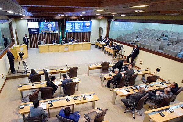 Assembleia Legislativa o Rio Grande do Norte inicia, nesta sexta-feira, uma nova Legislatura com uma renovação de 37% dos parlamentares