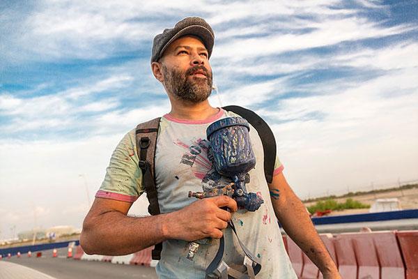 Artista Dicesarlove vai comandar revitalização no local