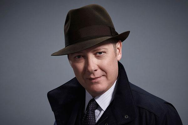 James Spader vive Raymond Reddington em série policial
