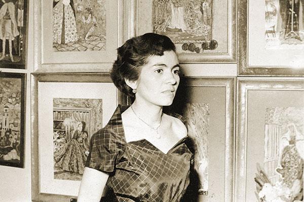 Myriam foi a primeira jornalista formada a atuar em jornais do RN