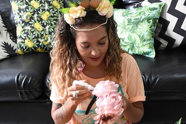 Byanca Vanderlei consegue vender até R$ 3 mil durante carnaval