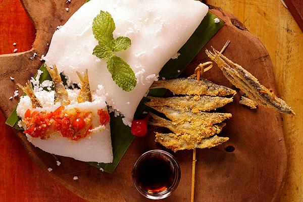 A ginga com tapioca da Casa de Taipa ilustra a arte de fotografar o alimento, que ganhou excelência pelas lentes do Menu Studio