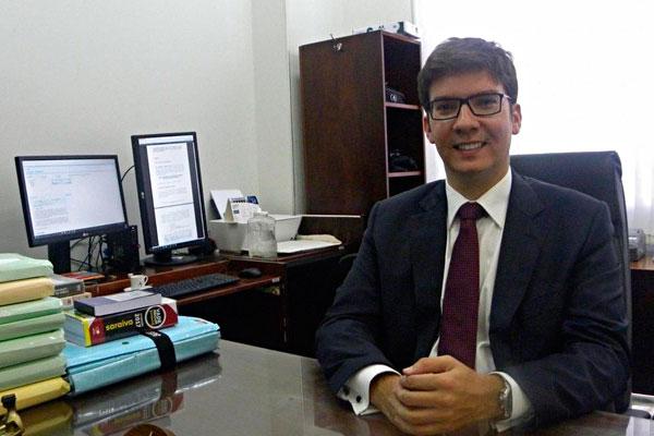 Pesquisa de mestrado do juiz Eduardo Sousa Dantas resultou na publicação do livro