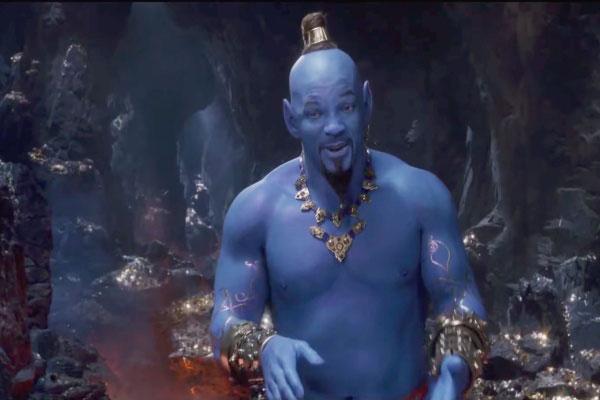 O ator Will Smith fará o papel de Gênio