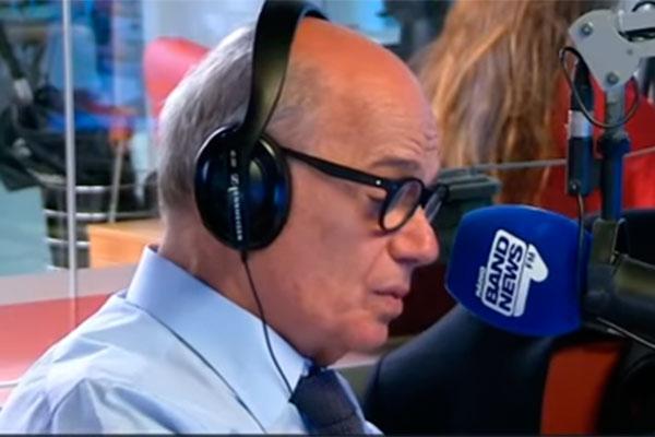 Em rádio, Boechat falou sobre sucessão de tragédias no Brasil