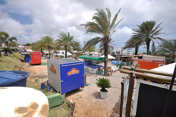 Desocupação de food trucks é fruto de acordo entre o Município e o Ministério Público do RN