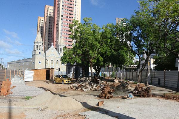 Obras na Praça José da Penha irão custar R$ 333 mil. Recursos são do PAC Cidades Históricas