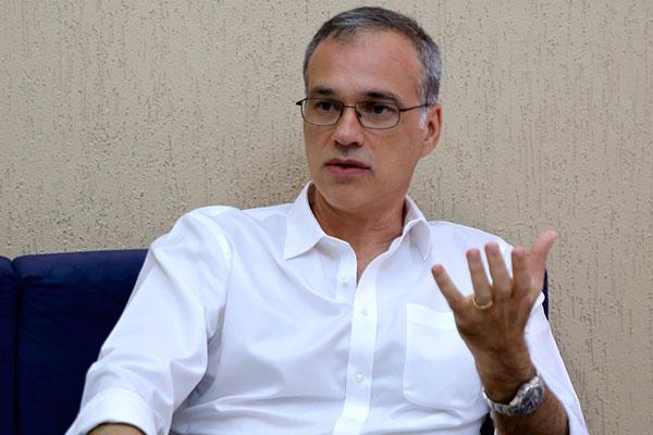 Daniel Diniz foi eleito em novembro de 2018 com 8,9 mil votos de um total de 9,5 mil votantes