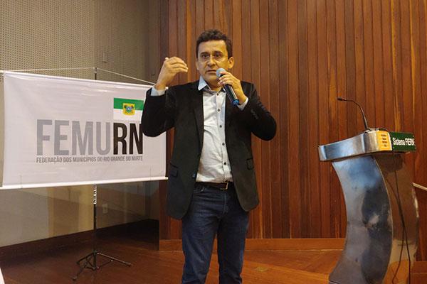 José Cassimiro alerta para as implicações de uma possível demora no pagamento das pendências