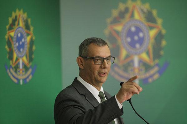Otávio Rêgo Barros confirmou oficialmente a demissão