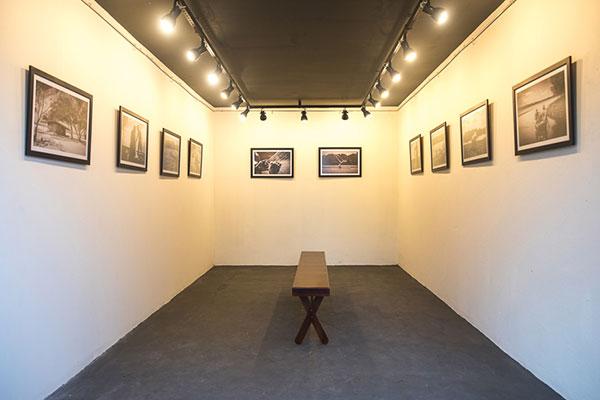 Espaço Margem possui cinco salas de exposição, um estúdio para produções, sala de aula e palco para shows