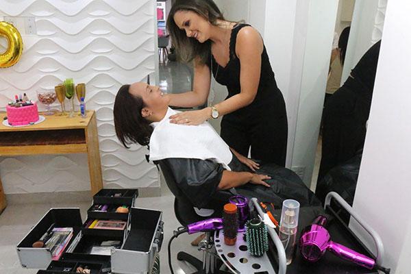Setor da beleza, na maioria das cidades brasileiras, é dominado pelo empreendedorismo feminino
