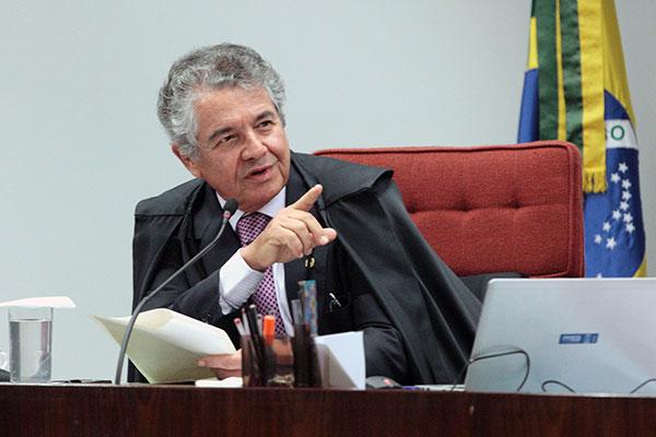 Ministro Marco Aurélio afirma que procuradores não podem administrar os recursos da União