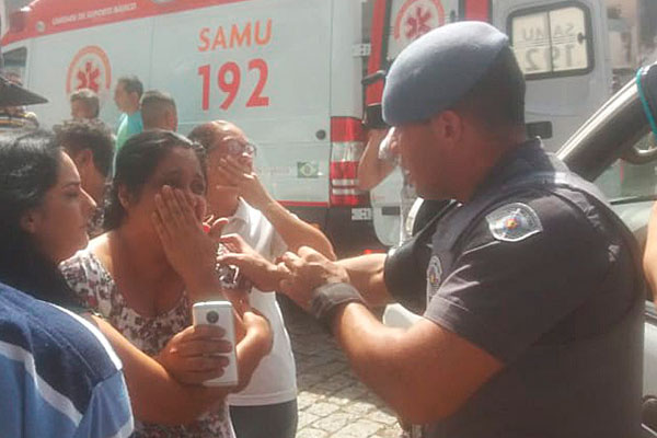 Suzano Sp Image: Polícia Identifica Atiradores E Confirma 10 Mortes Em