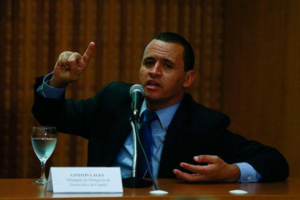 Mudança de delegado foi justificada por intercâmbio que será feito por Giniton Lages na Itália