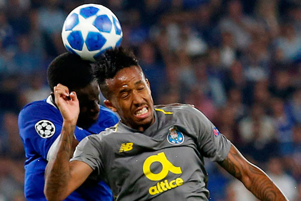 Conhecido por sua versatilidade, Militão fez boa temporada no Porto após sair do São Paulo