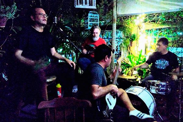 Isaac Ribeiro, Azambuja, Jordan Santiago e Luiz Machado
