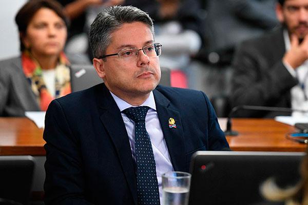 Senador Alessandro Vieira (PPS-CE)