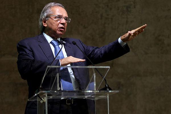 """Paulo Guedes destaca que é preciso uma """"agenda liberal"""""""