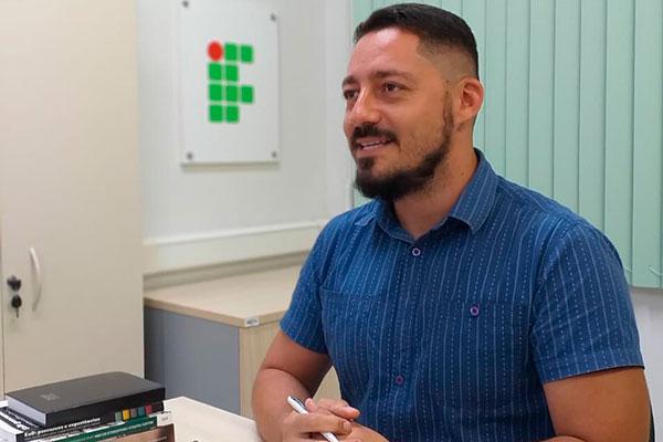 Francisco Augusto, cientista social, pesquisador em segurança pública e sistema prisional